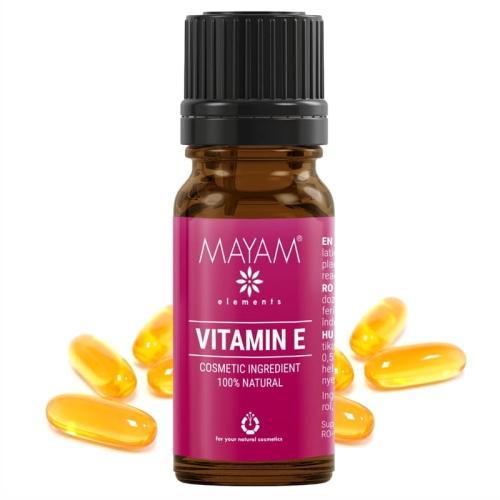 Vitamina E naturală